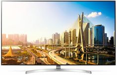 """LED телевизор LG 49SK8500 """"R"""", 49"""", Ultra HD 4K (2160p), черный"""