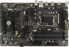Материнская плата GIGABYTE GA-Z270P-D3, LGA 1151, Intel Z270, ATX, Ret