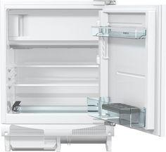 Встраиваемый холодильник GORENJE RBIU6091AW белый