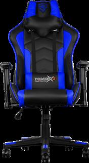 Игровое кресло ThunderX3 TGC22 (черно-синий)