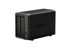 Сетевое хранилище Synology DS718+