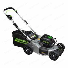 Газонокосилка Greenworks GD82LM51 2502607