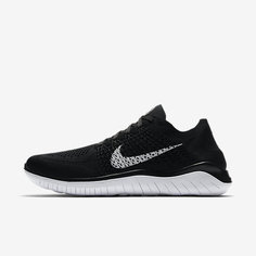 Мужские беговые кроссовки Nike Free RN Flyknit 2018