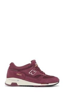 Бордовые кроссовки 1500 New Balance