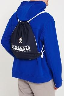 Текстильный рюкзак с кулиской Napapijri