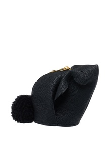 Кожаный кошелек для монет Bunny Loewe