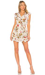 Платье rainbow rose - Needle & Thread