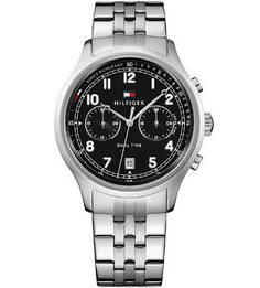Кварцевые часы с металлическим браслетом Tommy Hilfiger
