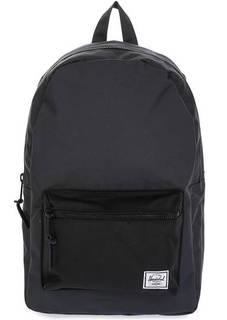 Текстильный рюкзак серого цвета Herschel