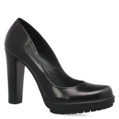 Туфли CALVIN KLEIN AVERY черно-серый