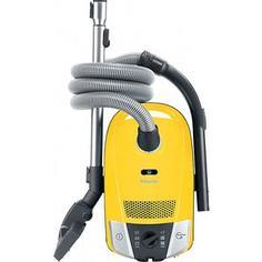 Пылесос Miele SDAB0 Compact C2 желтый