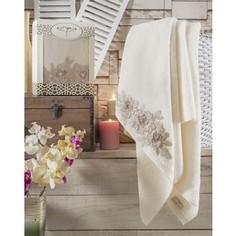 Полотенце Irya Romantic с гипюром 85x150 см (2518/CHAR001)