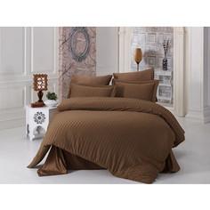 Комплект постельного белья Karna 2-х сп, бамбук, Perla (814/CHAR005)