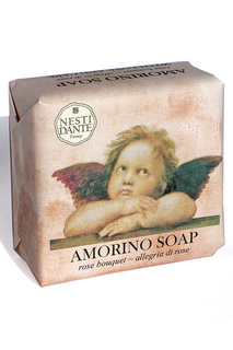 Мыло букет роз Nesti Dante