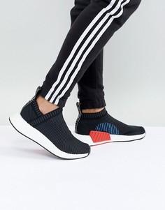 Черные кроссовки adidas Orignals NMD Cs2 HLD - Черный