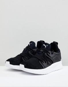 Черные кроссовки Puma Tsugi Blaze - Черный