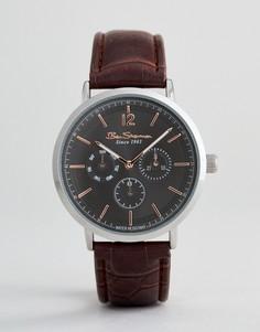 Часы с хронографом Ben Sherman BS011EBR - Коричневый