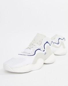Белые кроссовки adidas Originals Crazy BYW LVL 1 Boost CQ0992 - Белый