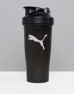 Шейкер для протеиновых коктейлей Puma - Черный