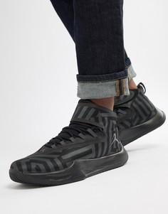 Черные баскетбольные кроссовки Nike Jordan Fly Unlimited AA1282-012 - Черный