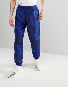 Темно-синие зауженные джоггеры adidas Originals EQT CD6831 - Темно-синий