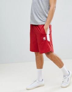 Красные шорты с логотипом Reebok Classic CY7200 - Красный