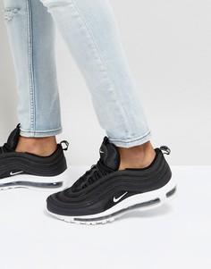 Черные кроссовки Nike Air Max 97 921826-001 - Черный