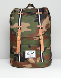 Рюкзак Herschel Supply Co - 19,5 л - Зеленый