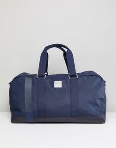 Темно-синяя нейлоновая сумка Jack Wills Eldridge - Темно-синий