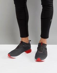 Красные кроссовки Puma Running Ignite Dual Netfit 19000206 - Красный