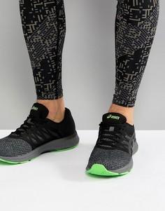 Черные кроссовки Asics Running Gel Exalt T7E0N-9097 - Черный