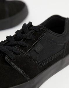 Черные кроссовки DC Shoes Tonik - Черный
