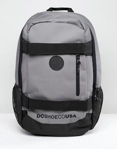 Серый рюкзак DC Shoes - Серый