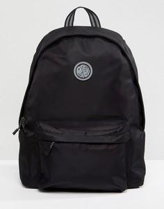 Черный нейлоновый рюкзак Pretty Green - Черный