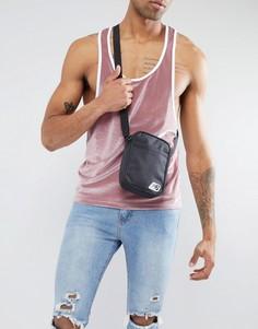 Черная сумка New Balance 5000211-001 - Черный