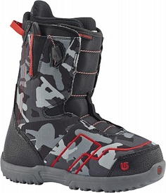 Ботинки сноубордические детские Burton AMB Smalls