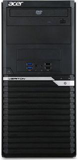 Компьютер ACER Veriton M2640G, Intel Core i5 7500, DDR4 8Гб, 1000Гб, Intel HD Graphics 630, DVD-RW, Free DOS, черный [dt.vpper.143]