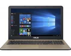 "Ноутбук ASUS X540NV-DM037, 15.6"", Intel Celeron N3450 1.1ГГц, 4Гб, 500Гб, nVidia GeForce 920MX - 1024 Мб, Endless, 90NB0HM1-M00620, черный"