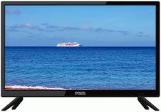 "LED телевизор POLAR P19L21T2C ""R"", 19"", HD READY (720p), черный"