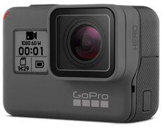 Экшн-камера GoPro HERO 1xCMOS 10Mpix черный [chdhb-501]