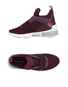 Низкие кеды и кроссовки Kendall &; Kylie