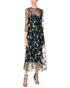 Длинное платье Kaos Jeans