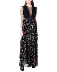 Длинное платье Space Style Concept
