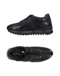 Низкие кеды и кроссовки Henry Cottons