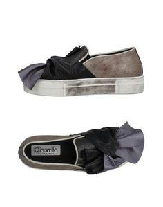 Низкие кеды и кроссовки Ebarrito