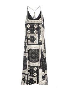 Платье до колена Topshop