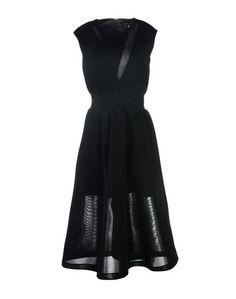 Платье длиной 3/4 Theyskens Theory
