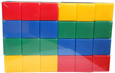 Затейники НКБ024 кубики 24 шт.