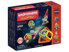 Конструктор Magformers Hi-Tech 709007 Неоновый светодиод