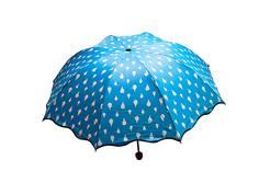 Зонт Эврика Хамелеон Капельки Blue 98778 Evrika